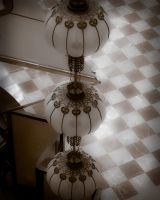 Cool Hanging Lamp by aclay08