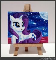 Rarity (Mini Canvas) by Onyrica