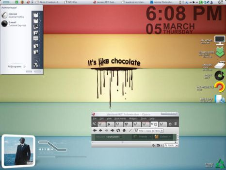 DeSkTop ScReeNsHoT MaRcH by arshi2009