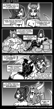 DC:P - Bond of Rivalry by Lorddragonmaster