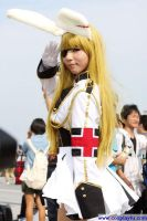 Comiket 2010 Summer 162 by Cosplayfu
