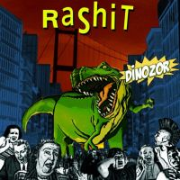 Rashit 'Dinozor' Ep cover by selfregion