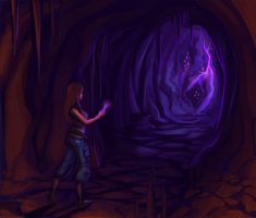 Cave System by Sun-mist
