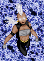 80's Storm 2.0 by Blackmoonrose13