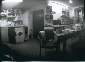 Pinhole Kitchen by thepm34