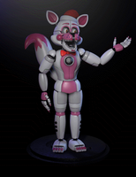 Funtime Foxy 360 by GaboCOart