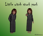 Little witch stock pack by Arlesienne