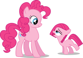 Pinkie...Wants?! by Drewdini