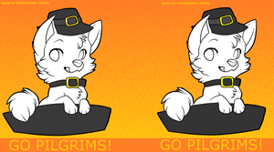 OFFICIAL CHIBI PILGRIM BASE by PirateGirl-Tetra