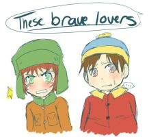South Park: Thes brave friends by Kamaniki