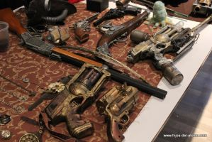 Armas - III Aniversario Steampunk Chile by SteampunkChile