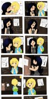 School Time page 7 by Drawing-Heart