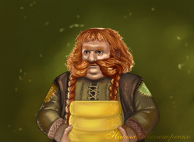 Bombur by Naya94