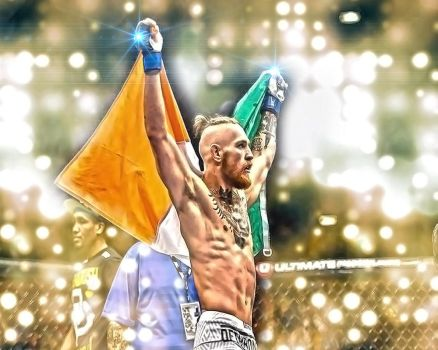 Conor McGregor wallpaper by kungfufrogmma