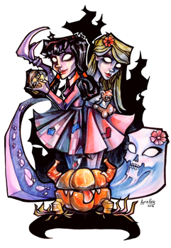 This is Halloween by AyrinKey