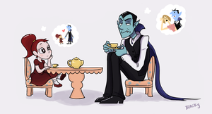 Tea Party by BlackyCT