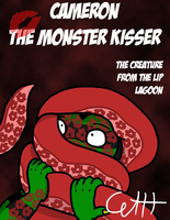 The Creature From The Lip Lagoon by microdude87