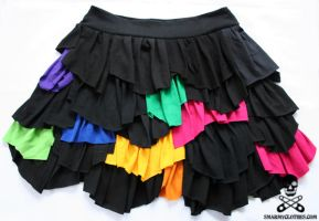 carnival skirt 5 by smarmy-clothes