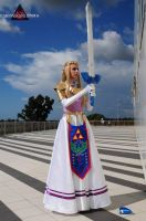 cosplay Zelda -7 by sadakochan87