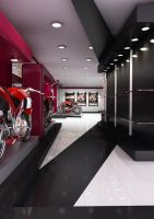 Yamaha Showroom_I by oxide1xx