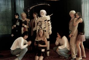 AI '07 DN gang with Rem by DCchan
