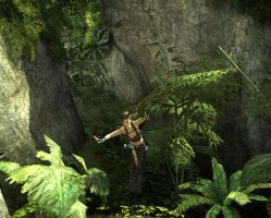 In the jungle by Chriss2010