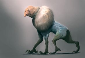 creature by fcanales