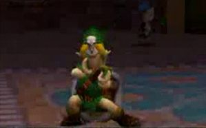 Majora's Mask Haters Gonna Hate Gif by OneReallyMadMan