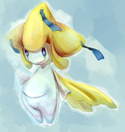 Jirachi by J3rry1ce