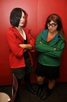 Jane and Daria by Mikycosplay