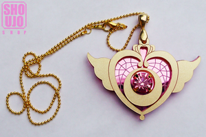 Crisis Moon Compact Necklace by ametyu