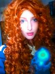 Preview of my Merida costume! by exilir-of-life