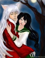 Inuyasha and Kagome: Every heart by Brittany001