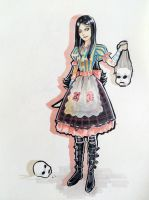 Alice Madness Returns 2 by ralou-chan