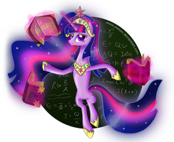 Princess Twilight Sparkle by Jrenon