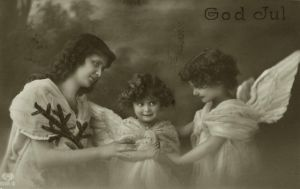 Vintage angels. 002 by MementoMori-stock