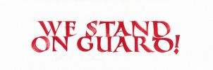 We Stand On Guard! by isolationism