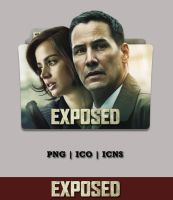 Exposed (2016) Folder Icon by Bl4CKSL4YER