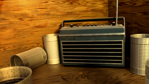 Radio Fallout. by Soldat-Frozer