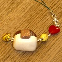 Ma Bar Bubble Bar Phone Charm by CountessCocoFang
