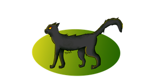 GrayStripe Request for Baimon2000 by ShadowMoonArts