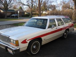 Starsky And Hutch Station Wagon by RoyPrince