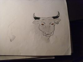 red-eyed cows by Neko--Chana