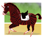 NightAngel Dressage - Ru by MidnightAyaChan