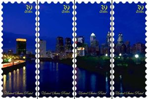 philly stamps by Kyd-Lotus