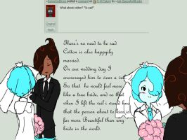 Q 71 Is Cotton Married 2 ? by Ask-OcsHaven