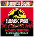 Jurassic Park Video Game by rjonesdesign