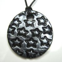 Lots of stars pendant by valenceleclerc