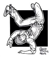 B-boy part VI by cool-slayer