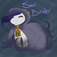 Soul Binder by MousieDoodles